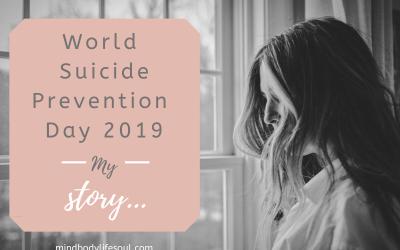 World Suicide Prevention Day: My story, my struggle…