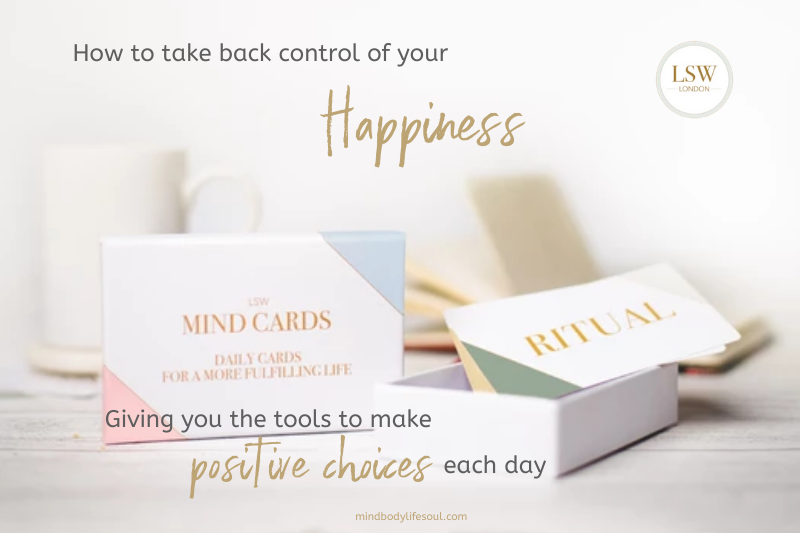 LSW Mind Cards: Positive Actions for Happiness & Fulfilment