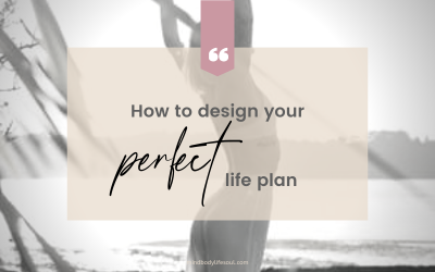 Designing Your Perfect Life Plan
