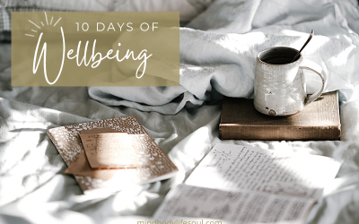 10 Days Of Wellbeing
