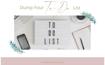 Dump Your To-Do List